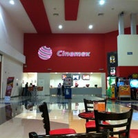 Photo taken at Cinemex by Ana Z. on 3/22/2012