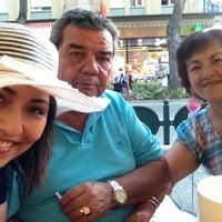Photo taken at La Rotonda by Daniela M. on 6/16/2012