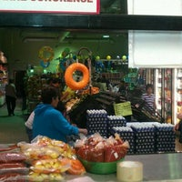 Photo taken at Super y Carniceria Leyva by Eder B. on 3/29/2012