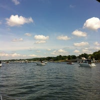 Photo taken at Rick's on the River by Amy I. on 6/17/2012