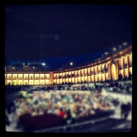 Foto scattata a Arena Sferisterio da Giorgio D. il 8/10/2012