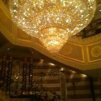 Photo taken at Waldorf Astoria Jeddah - Qasr Al Sharq by Lady N. on 4/27/2012