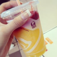 Photo taken at Taco Bell by Diana N. on 3/31/2012