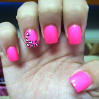 Photo taken at Kelly's Nails by Coco L. on 6/25/2012