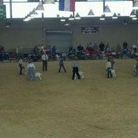Photo taken at Mississippi State Fairgrounds by Deborah F. on 2/7/2012