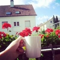Photo taken at Singen (Hohentwiel) by Anna-Lena on 7/17/2012