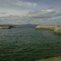 Photo taken at Faro de Tapia de Casariego by javier on 8/12/2012
