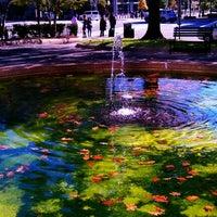 Photo taken at James Monroe Park by Bob E. on 11/2/2011