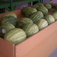 Photo taken at John's Fruit Market by Chris T. on 9/3/2011