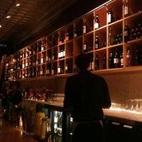 Photo taken at Bacaro Wine Lounge by @palmerlaw on 1/1/2011