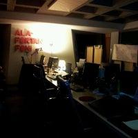 Photo taken at Alafortanfoni by erdinc m. on 1/20/2012