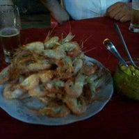 Photo taken at Restaurante Oasis - Fazendinha by Natasha S. on 12/29/2011