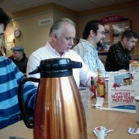 Photo taken at IHOP by Steve A. on 12/24/2011
