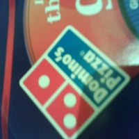 Photo taken at Domino's Pizza by Rayzal on 6/25/2012