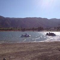 Photo taken at Lake Elsinore Marina by Ben F. on 8/25/2012
