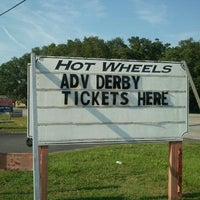 Photo taken at Hot Wheels Skating Center by Lowcountry Highrollers R. on 11/9/2011