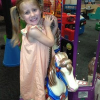 Photo taken at Chuck E. Cheese's by Melanie M. on 4/21/2012