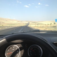 Photo taken at Aksaray - Nevşehir Yolu by Ülkü A. on 7/22/2012