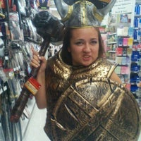 Photo taken at party city by Maria C. on 10/20/2011