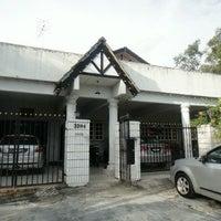 Photo taken at Taman Bangi Jaya Semenyih by Ayie L. on 11/27/2011
