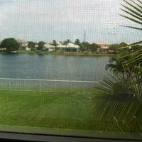 Photo taken at Pembroke Pines, FL by Alexis V. on 6/7/2012