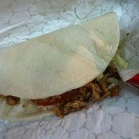 Photo taken at Tacogi by Kate b. on 4/8/2012
