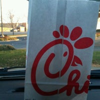 Photo taken at Chick-fil-A by Donna L. on 1/2/2012