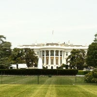 Photo taken at South Lawn - White House by Phabi on 7/3/2012