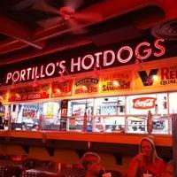 Photo taken at Portillo's by LaToya S. on 7/1/2011