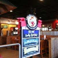 Photo taken at Bar-B-Cutie by Ellen R. on 3/4/2012