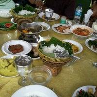 Photo taken at Rumah Makan Pagi Sore (VIP Room) by Deffian H. on 1/24/2012