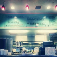 Photo taken at Burger Joint by Amber G. on 4/11/2012