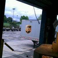Photo taken at Ups Freight by Anthony T. on 9/28/2011