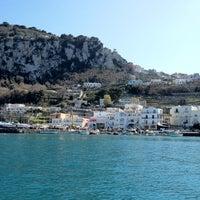 Foto scattata a Porto Turistico di Capri da Andre P. il 3/14/2012