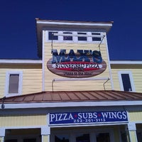 Photo taken at Max's Pizza Company by travis o. on 9/10/2011