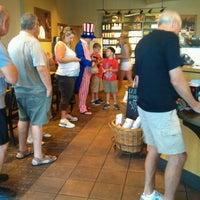 Photo taken at Starbucks by Anthony Y. on 7/4/2012