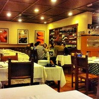 Photo taken at Cantina Gigio by Eduardo M. on 10/5/2011