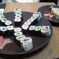 Photo taken at Sushi Shop by Régis F. on 7/21/2012