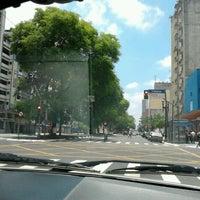 Photo taken at Avenida Rio Branco by Sueli S. on 12/11/2011