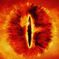 Photo taken at Eye of Sauron by Drew T. on 1/9/2011