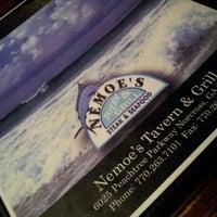 Photo taken at Nemoe's Tavern & Grill by Melanie M. on 8/27/2012