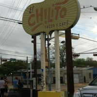 Photo taken at El Chilito by Kristen E. on 3/17/2012