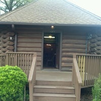 Photo taken at FUMC Log Cabin by Greg B. on 3/24/2012