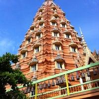 Photo taken at Wat Tham Sua by Yuyekaa K. on 8/4/2012