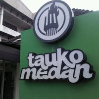 Photo taken at Tauko Medan by Achmad K. on 9/9/2012