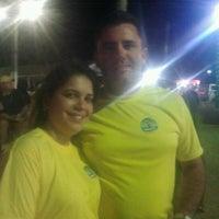 Photo taken at Parque de Exposições da Região Norte by Sergio on 8/27/2012