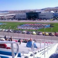 Foto scattata a Las Vegas Motor Speedway da Jim il 10/16/2011