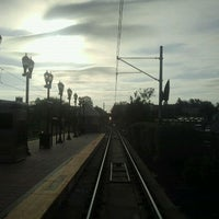 Photo taken at NJT - West Side Avenue Light Rail Station by The Official Khalis on 9/11/2011