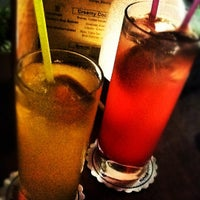 Photo taken at Queen's bay lounge bar by Aleksandra S. on 7/17/2012
