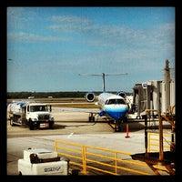 Photo taken at Quad City International Airport (MLI) by Steve C. on 8/15/2012